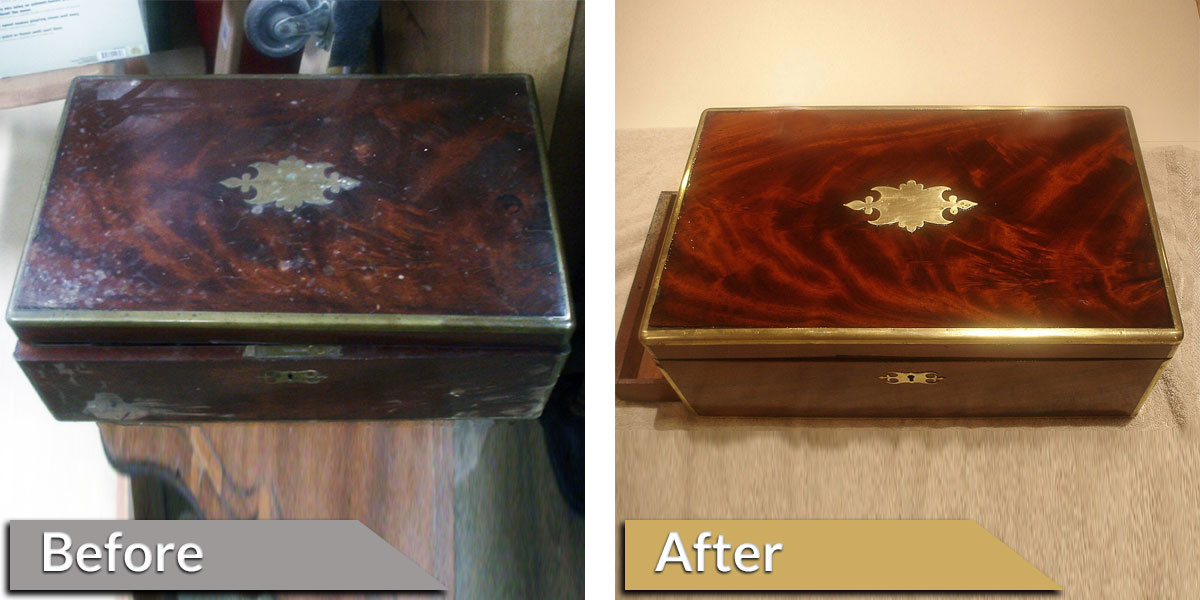 antique specialty item restoration in chicagoland