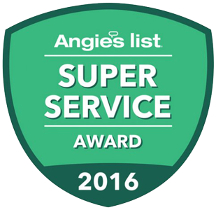 Alan Karzen Restorations - Super Service Award 2016